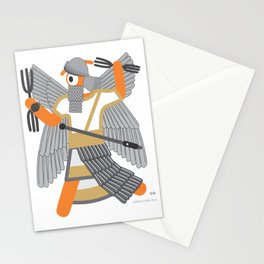 marduk's eye Stationery Cards