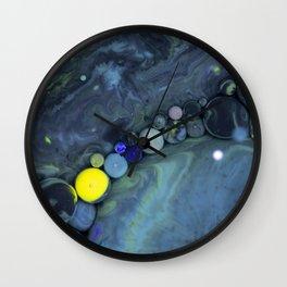 Bubbles-Art - Lillian Wall Clock