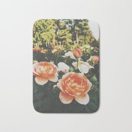 The Rose Garden Bath Mat