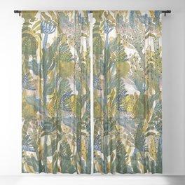 Wildness Sheer Curtain