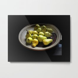 Still life fruit Metal Print