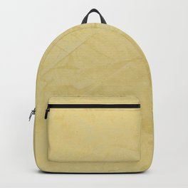 Tuscan Sun Stucco - Neutral Colors - Faux Finishes - Corbin Henry -Yellow Venetian Plaster Backpack