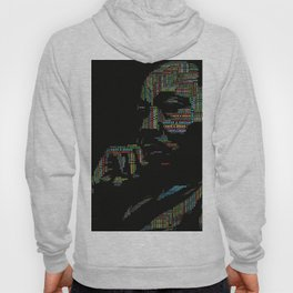 African American 'I Have A Dream' Martin Luther King portrait Hoody