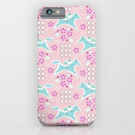 Derby Party iPhone Case