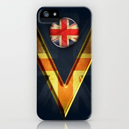 British iPhone Case