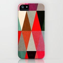 Geo Hex 03. iPhone Case