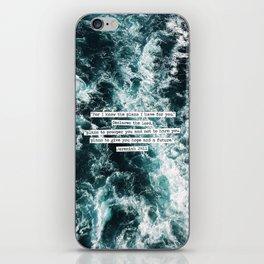 Jeremiah Ocean iPhone Skin