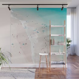 beach - summer love II Wall Mural