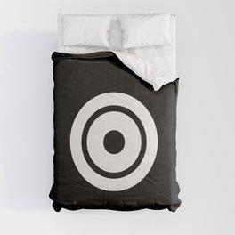 Bullseye Comforters