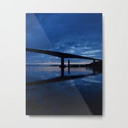 Skye Bridge, Scotland Metal Print