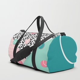 Tennis Pattern #society6 #decor #buyart Duffle Bag