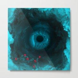 Eye of the sky Metal Print