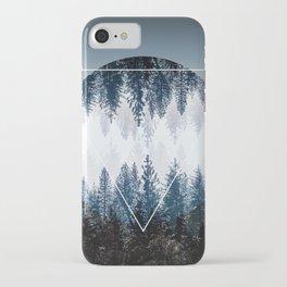 Woods 4 iPhone Case