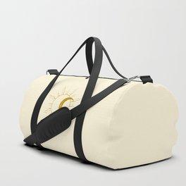Sun and Moon Duffle Bag