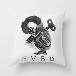 everybody Throw Pillow