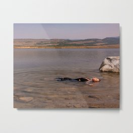 Washed New in the Lakes and Forests Metal Print