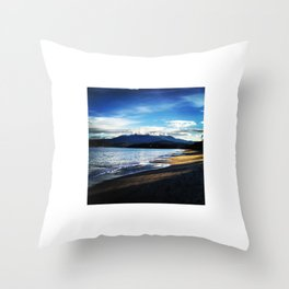 What Winter? Throw Pillow