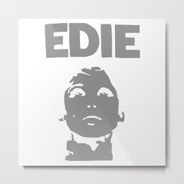 Edie Sedgwick Metal Print