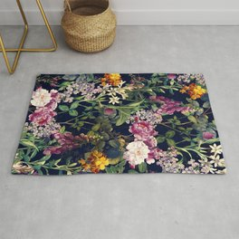 Midnight Forest VII Rug