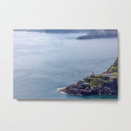 Fort Amherst Metal Print