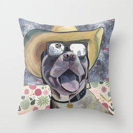 FURPOSE Nashville #1 Throw Pillow