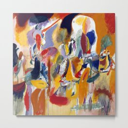 Arshile Gorky Water of the Flowery Mill Metal Print