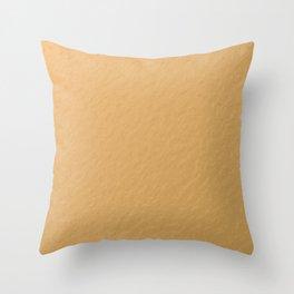 Modern Gold Texture  Throw Pillow