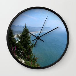 Beauty At Heart Wall Clock