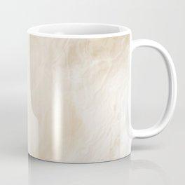 Brown Turquiose Marble texture Coffee Mug