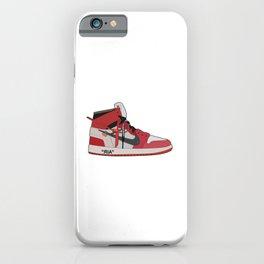 Jordan 1 - OFFWHITE iPhone Case