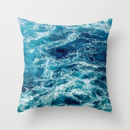 Tough Times Are Temporary Throw Pillow