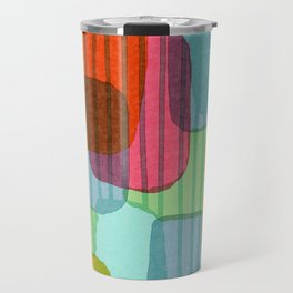 Desert Sun Travel Mug