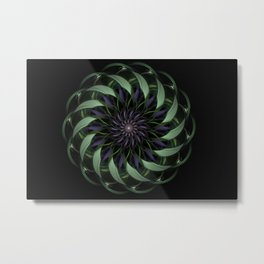 ZoooooZ perfect paper flower Metal Print