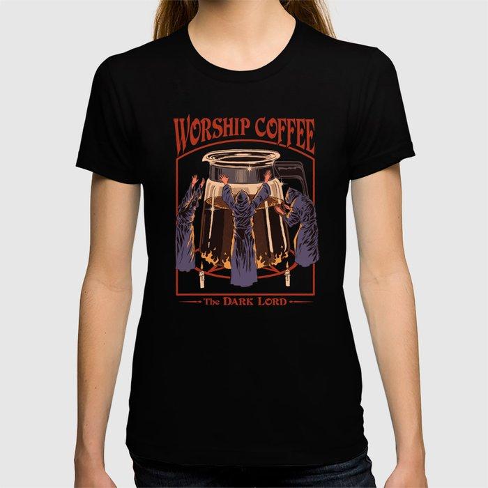 Worship Coffee T-Shirt