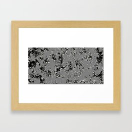Cubb1d Framed Art Print