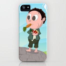 Run you Fool! iPhone Case
