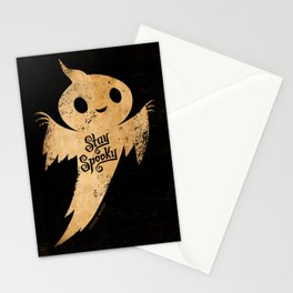 Stay Spooky Stationery Cards