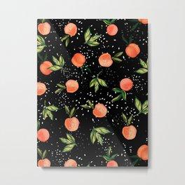 Peach Love 005 Metal Print