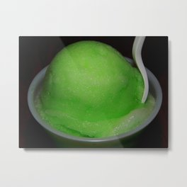 The sweet taste of summer! Metal Print