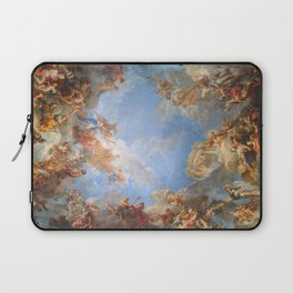 Fresco in the Palace of Versailles Laptop Sleeve