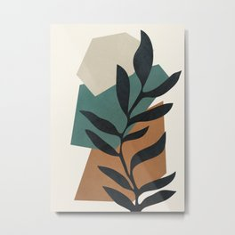 Geometric Shapes 22 Metal Print