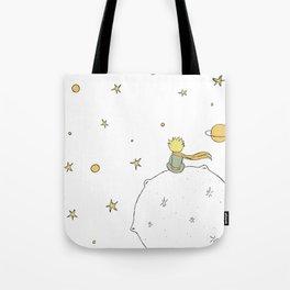 Little Prince III Tote Bag