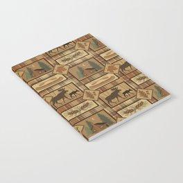 Moose Cabin Notebook
