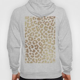 ReaL LeOpard - Greek Ancient Gold Hoody
