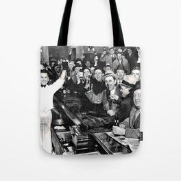 The Night Prohibition Ended Tote Bag
