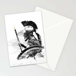 Oboe Warrior Stationery Cards