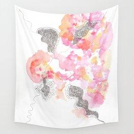 Scandi Micron Art Design | 170412 Telomeres Healing 29 Wall Tapestry