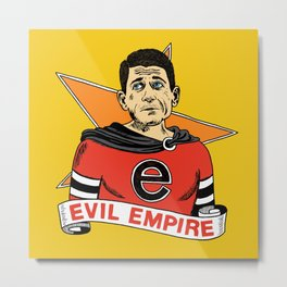 Ryan's Evil Empire Metal Print