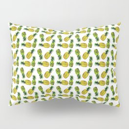 Young pineapples Pillow Sham
