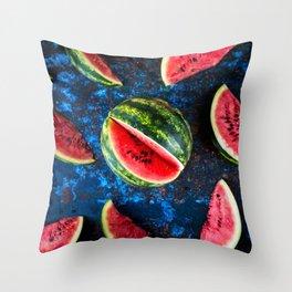 Slice of Summer Throw Pillow